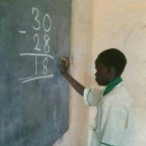 Pupil subtracting