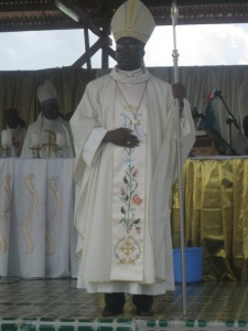 Bishop Nfon Agapitus