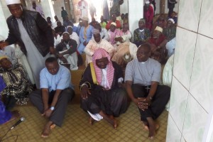 Bishops,Priets & Religious at the Mosque