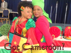 Cameroon beauty