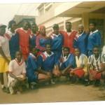 GHS Kumbo handball
