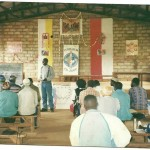 Teaching the doctrine