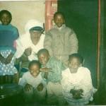 mum & siblings