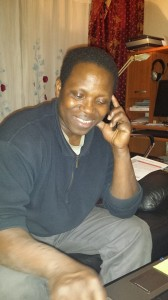 Ghanaian Davis Boateng