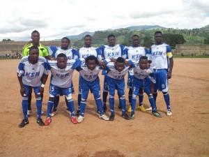 Kumbo strikers