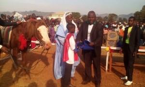 Kumbo horse race
